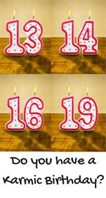 Numerology Special – Karmic Debt Numbers 13, 14, 16 and 19