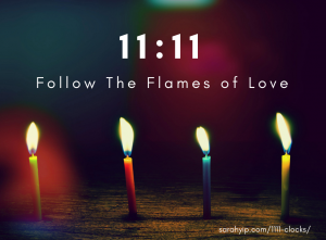 11:11 Flames of Love